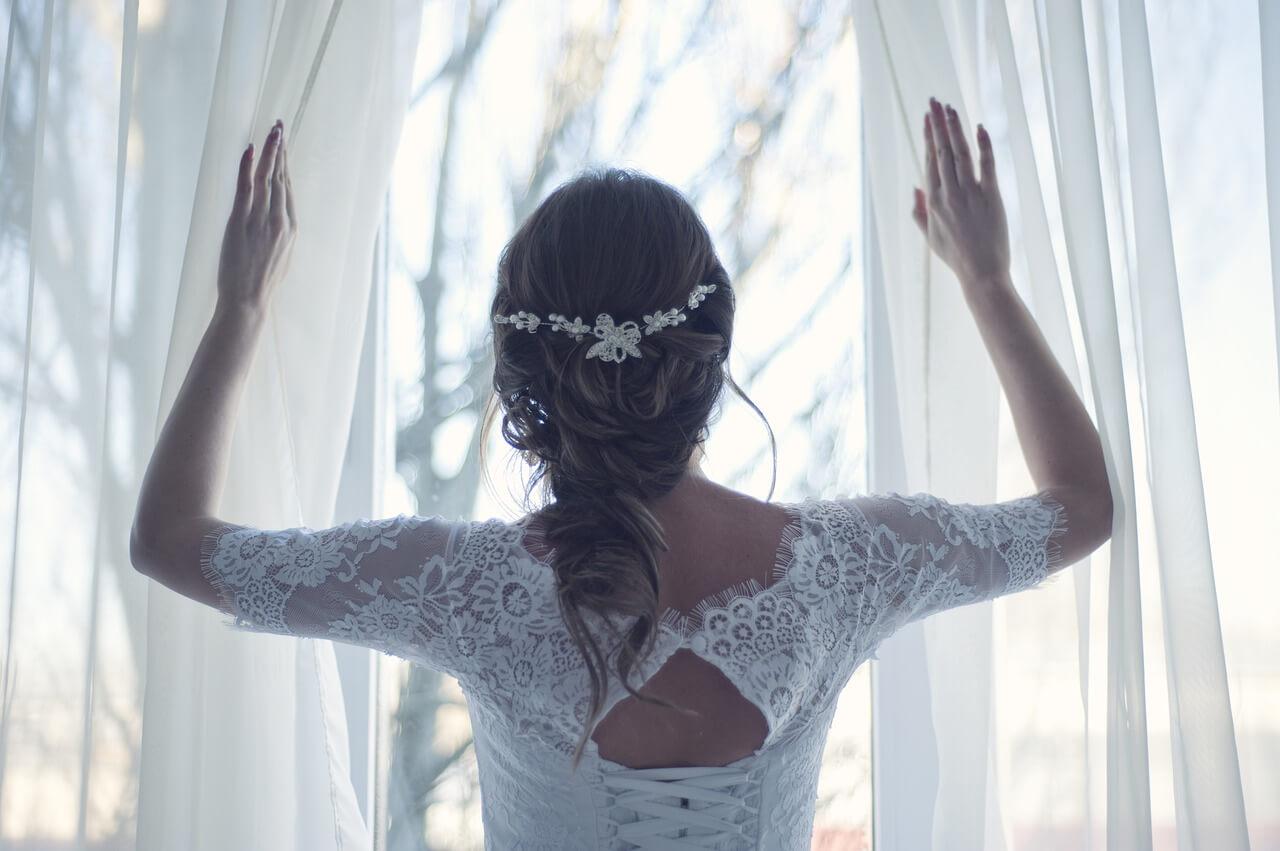 W oczekiwaniu na uroczystość ślubną