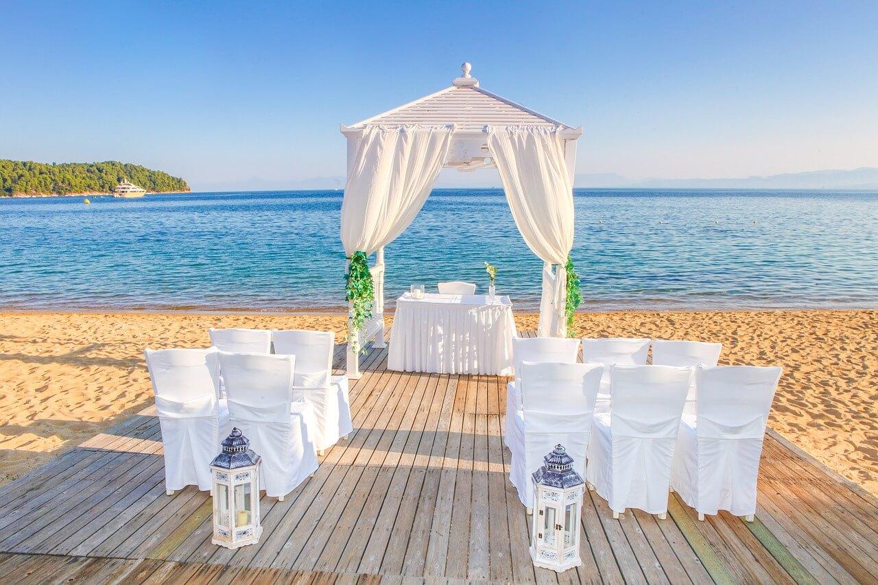 Organizacja ślubów w plenerze